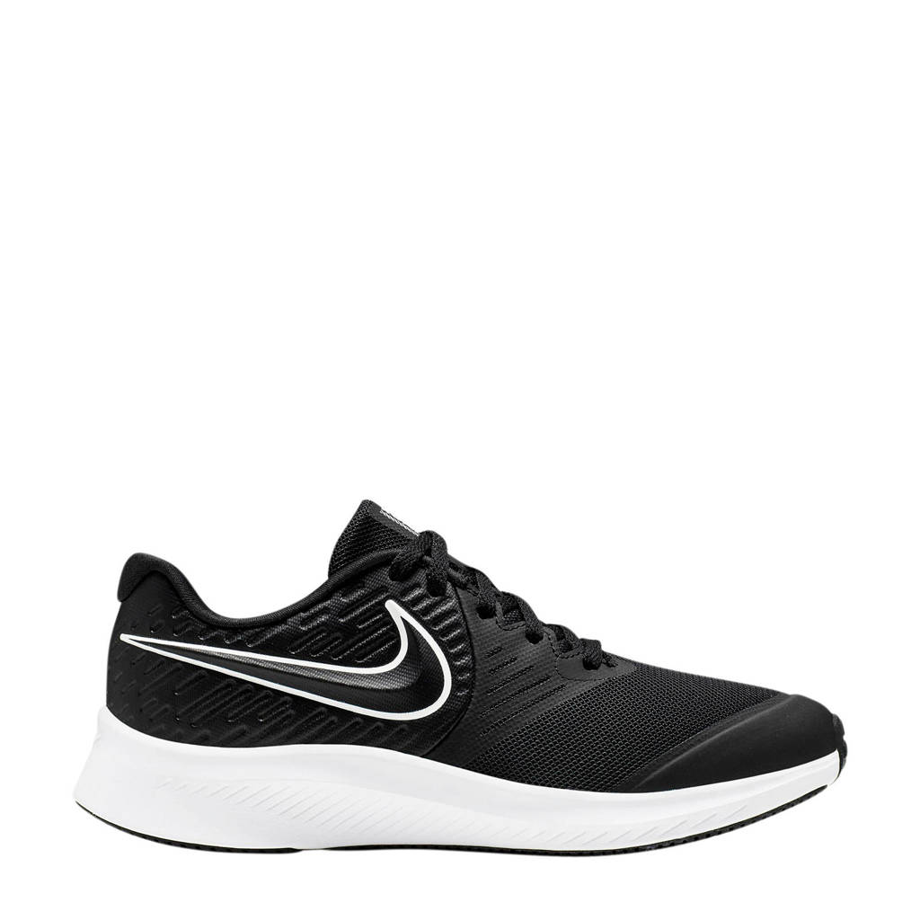 Nike Star Runner 2 (GS) sneakers zwart/wit, Zwart/wit