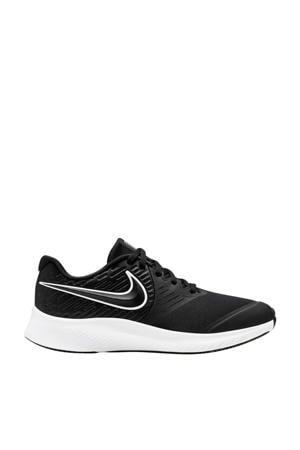 Star Runner 2 (GS) sneakers zwart/wit