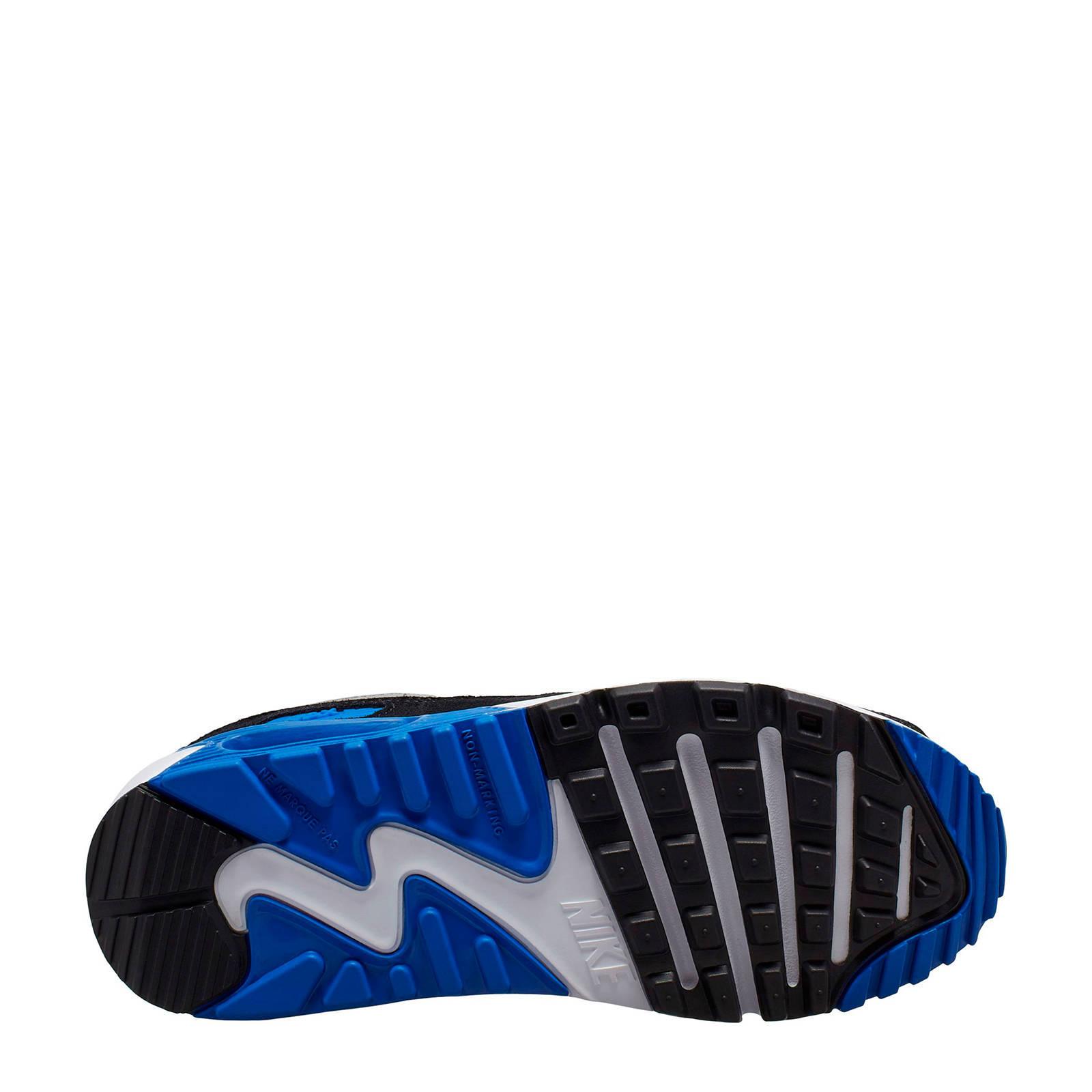 nike air max 90 ltr blauw