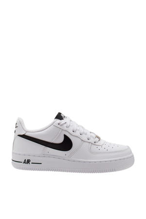 Air Force 1 AN20 gs sneakers wit/zwart