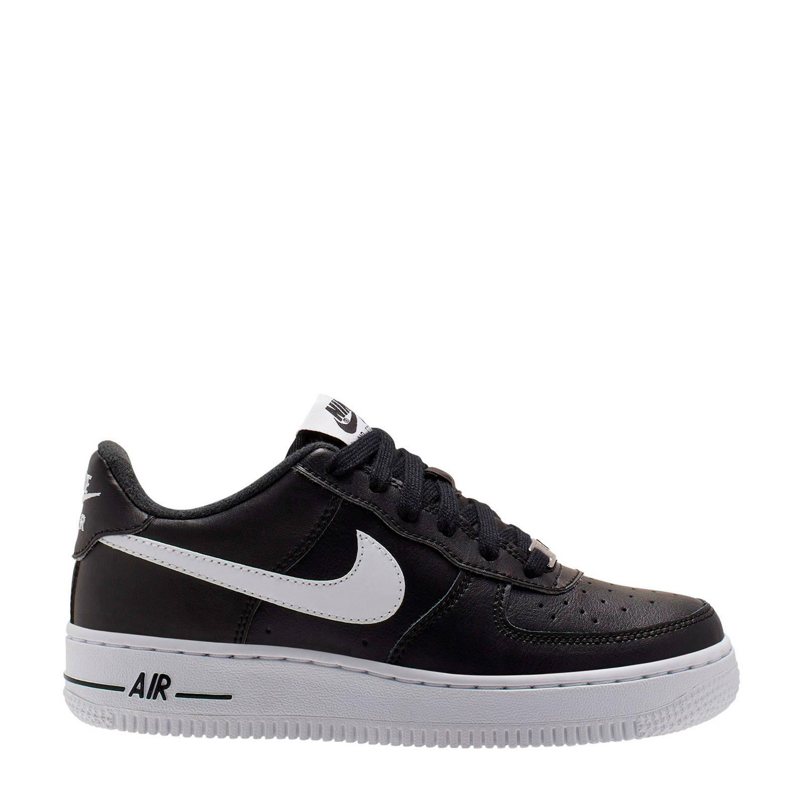 Nike Air Force 1 AN20 gs sneakers zwartwit   wehkamp