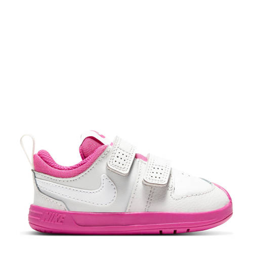 Nike Pico 5 (TDV) sneakers wit/roze