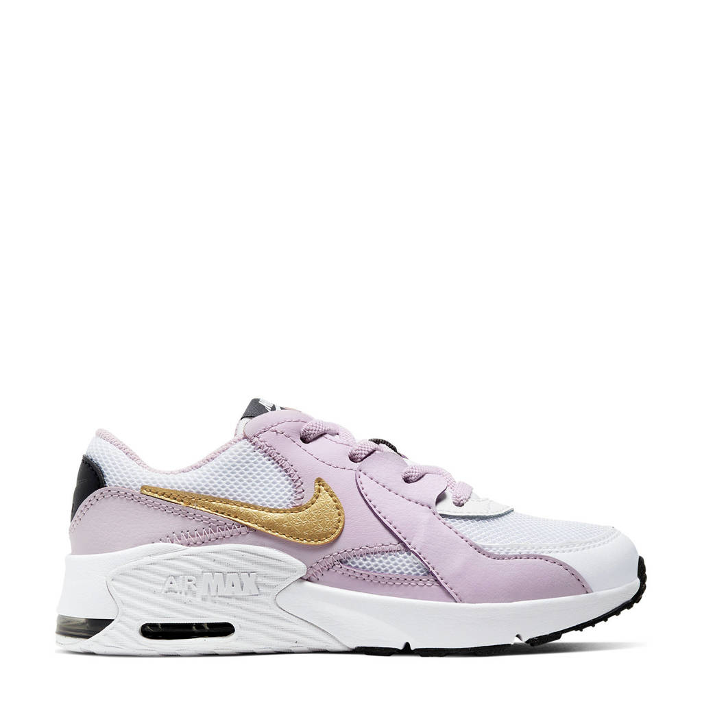 Nike Air Max Excee (PS) sneakers lila/wit/goud, Lila/Wit/Goud