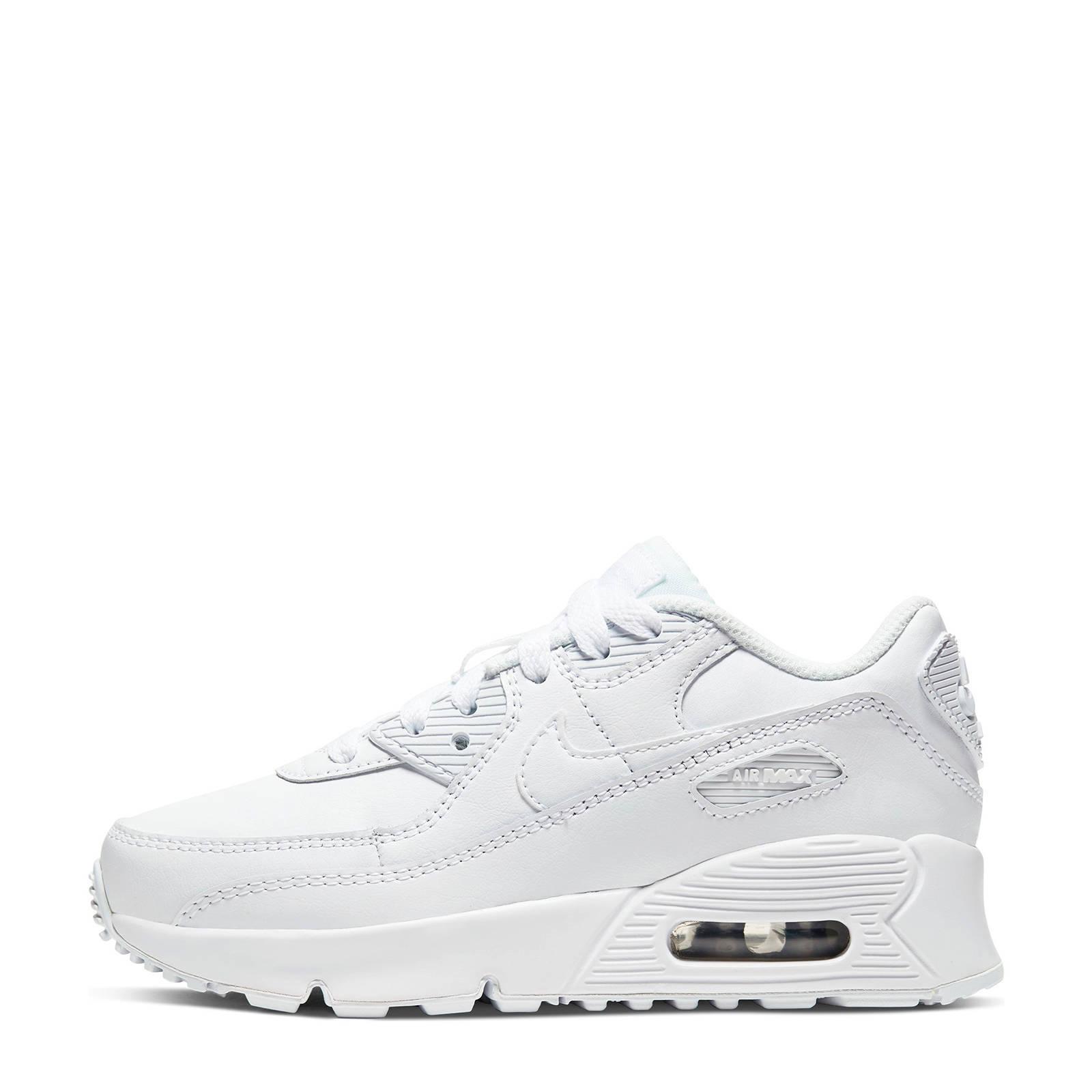 Nike Air Max 90 Ltr sneakers witzilver | wehkamp