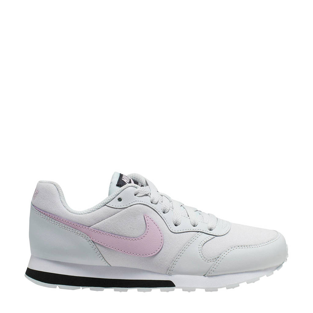 Nike MD Runner 2 (GS) sneakers wit/lila, Wit/lila