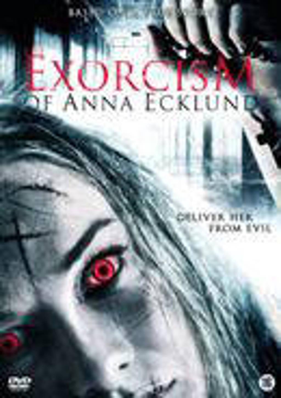 Exorcism of Anna Ecklund (DVD)