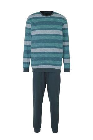 pyjama blauw/groen