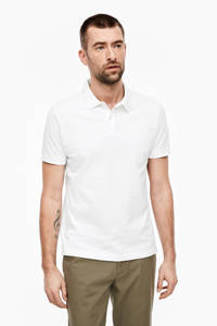 s.Oliver regular fit polo wit, Wit
