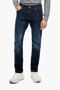 Q/S designed by regular fit jeans blauw, Blauw