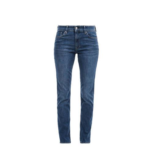 s.Oliver skinny jeans blauw