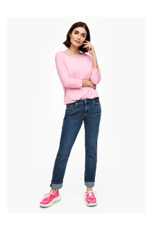 regular fit jeans blauw