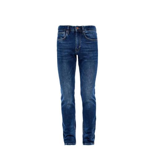 s.Oliver slim fit jeans blauw