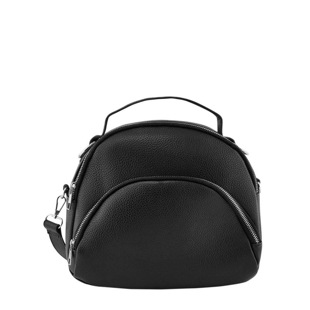 PIECES  handtas zwart, Zwart