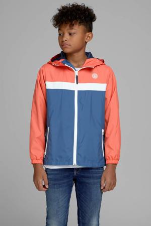 zomerjas Cott rood/blauw/wit
