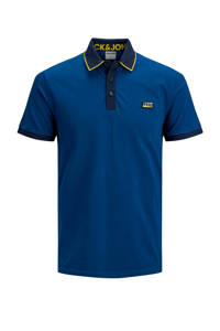 JACK & JONES JUNIOR polo Charming navy peony, Navy Peony