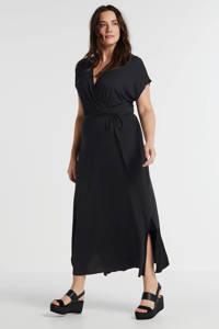Simply Be maxi jurk zwart, Zwart