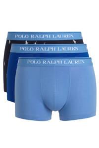 POLO Ralph Lauren boxershort (set van 3), Blauw/donkerblauw