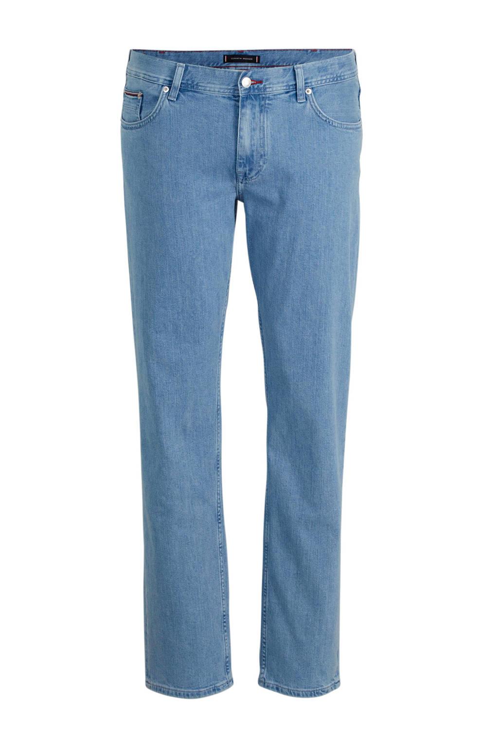 Tommy Hilfiger Big & Tall +size straight fit jeans Madison light denim, Light denim