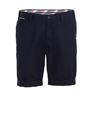 +size regular fit bermuda donkerblauw