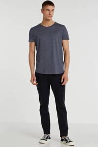 Tommy Jeans T-shirt met logo zwart, Zwart