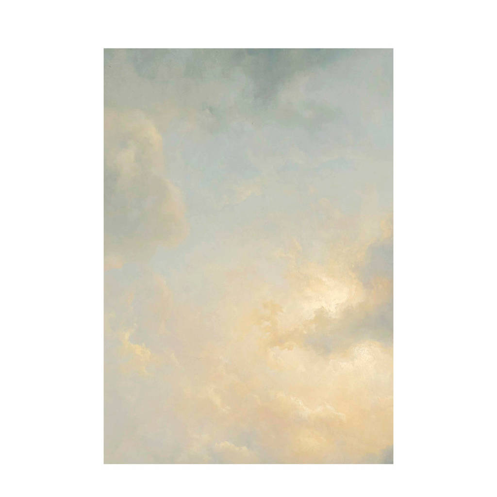 KEK Amsterdam fotobehang Golden Age Clouds (194.8x280 cm)