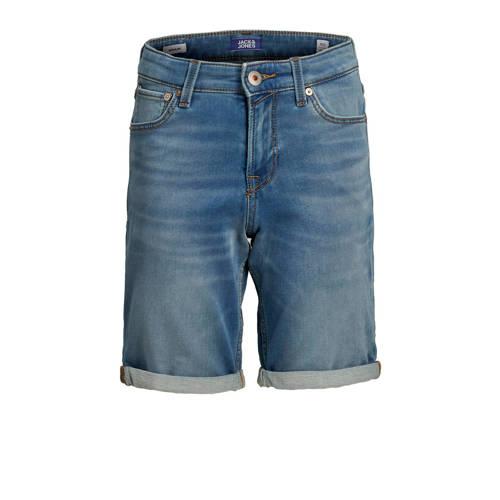 JACK & JONES JUNIOR regular fit jeans bermuda