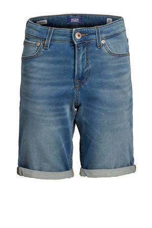 regular fit jeans bermuda Rick blue denim