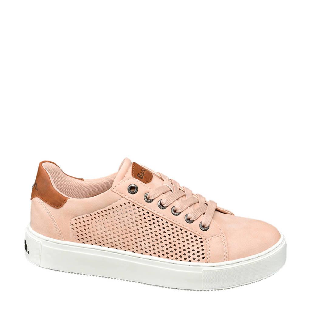 Bench   sneakers roze, Roze/cognac