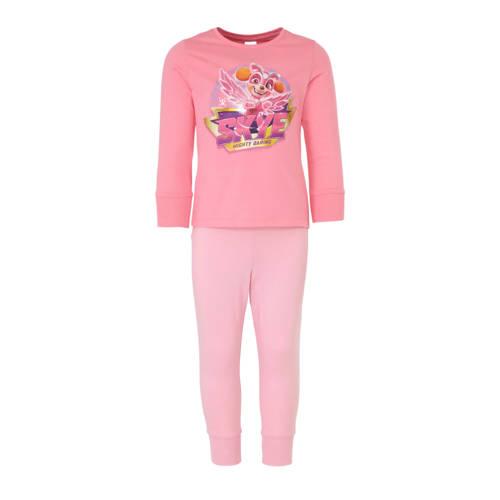 C&A pyjamabroek en longsleeve roze-goud Paw Patrol