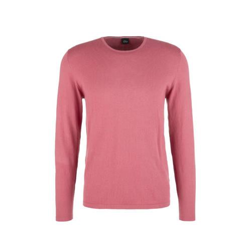 s.Oliver BLACK LABEL sweater roze