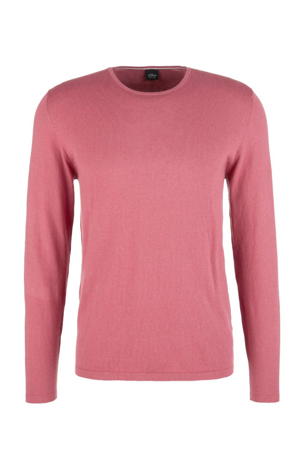 s.Oliver BLACK LABEL sweater roze, Roze