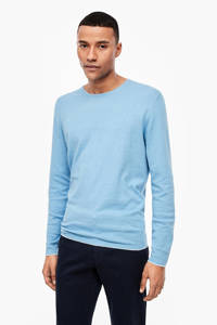 s.Oliver BLACK LABEL sweater lichtblauw, Lichtblauw