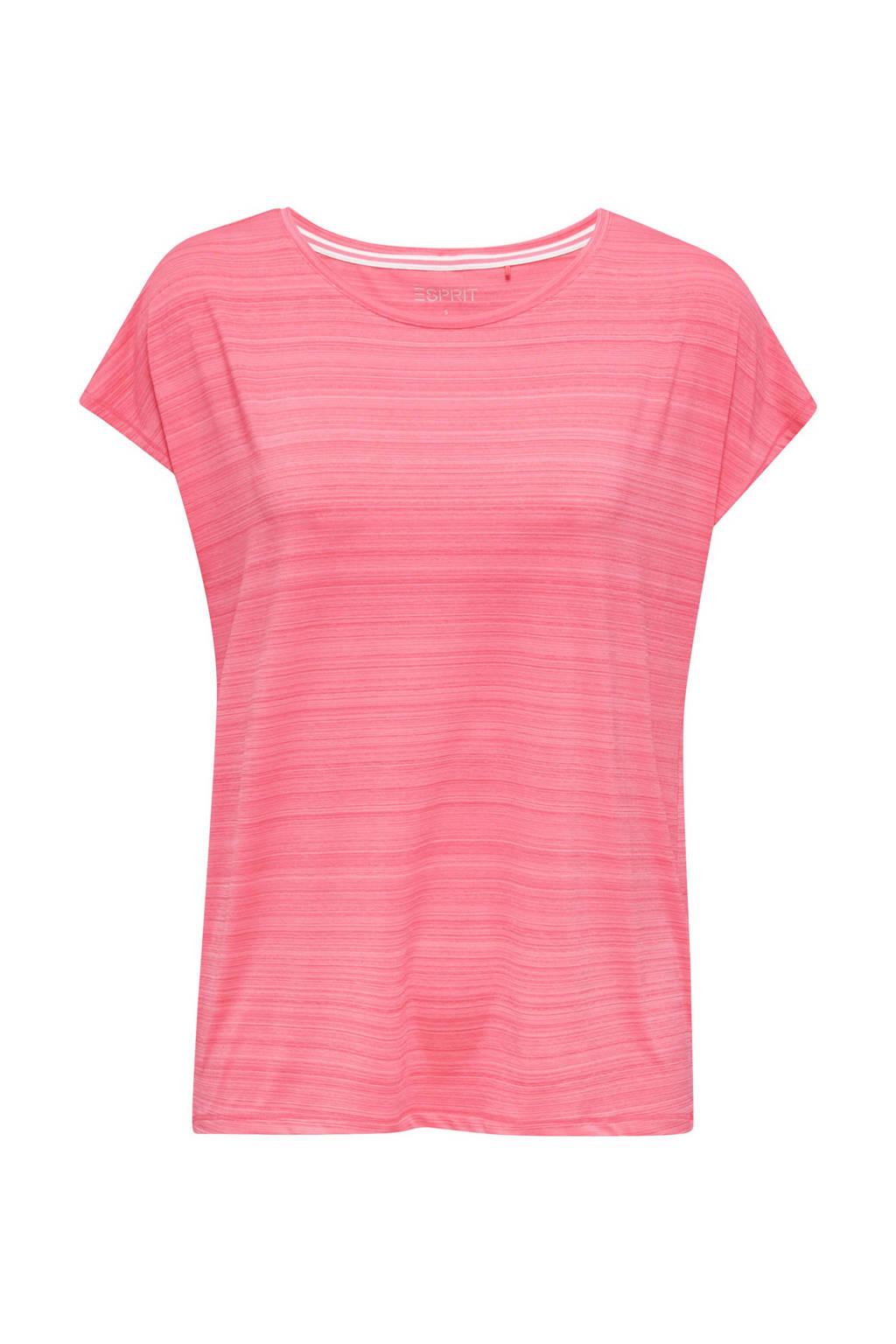 ESPRIT Women Sports T-shirt roze, Roze