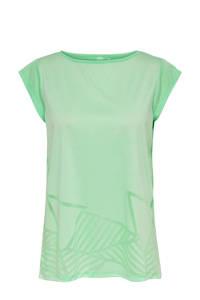 ONLY PLAY sport T-shirt groen, Groen