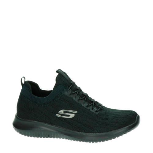 Skechers Ultra Flex Bright Horizon sneakers zwart