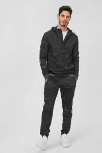 C&A Angelo Litrico gemêleerd vest zwart, Zwart