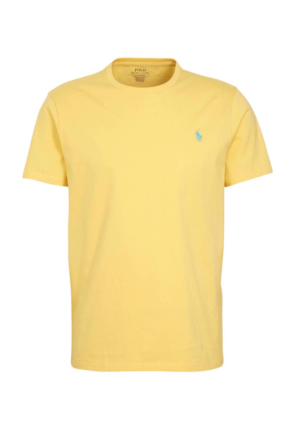 POLO Ralph Lauren T-shirt geel, Geel