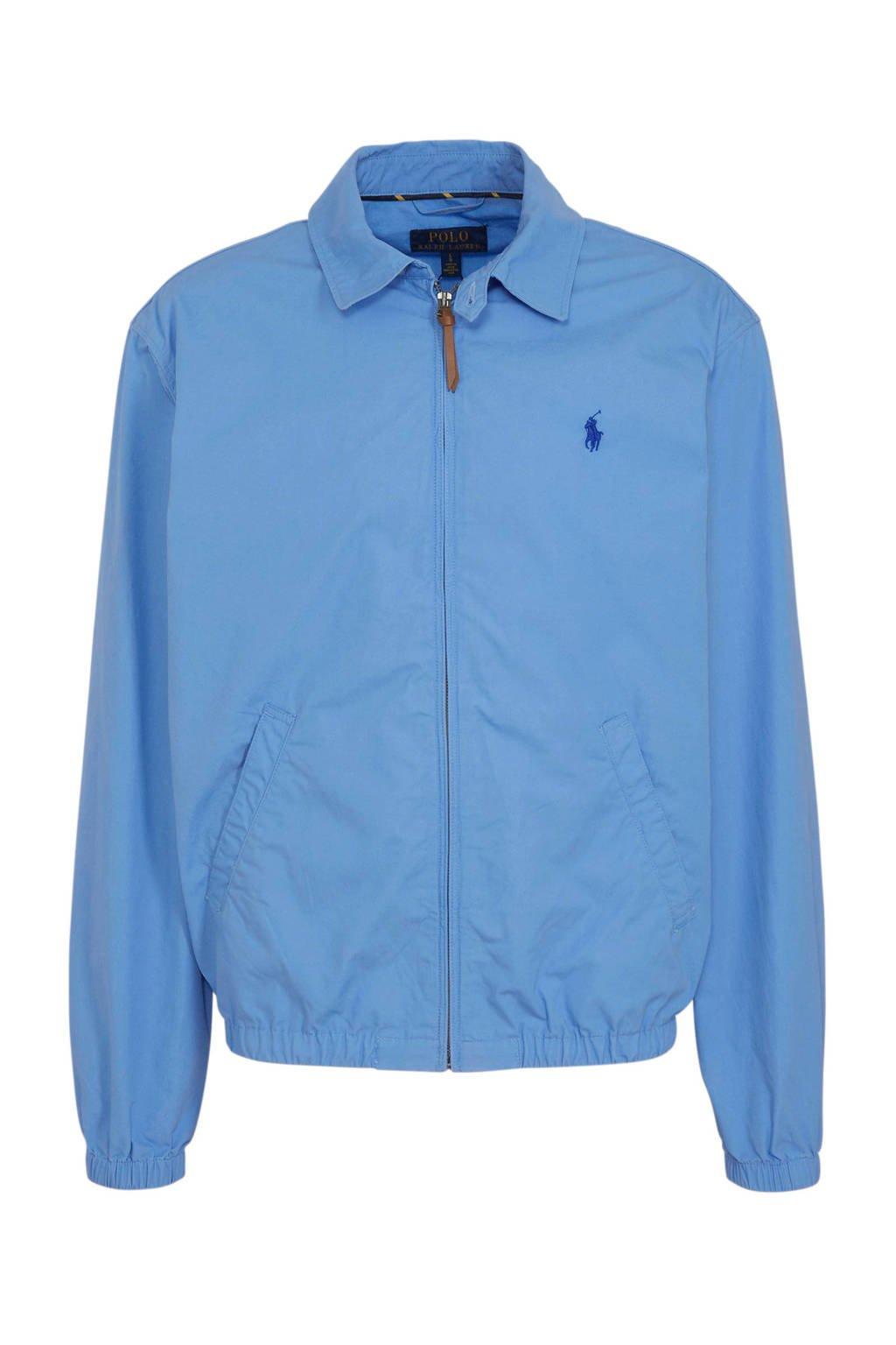 POLO Ralph Lauren zomerjas lichtblauw, Lichtblauw