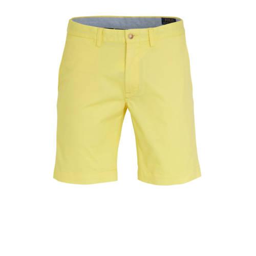 POLO Ralph Lauren regular fit bermuda geel