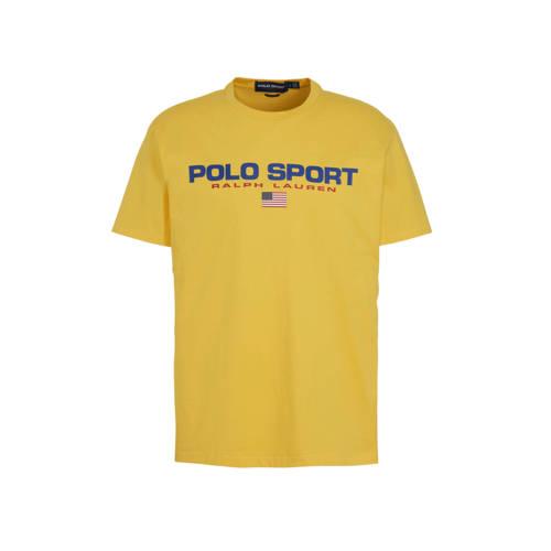POLO Ralph Lauren T-shirt met logo geel
