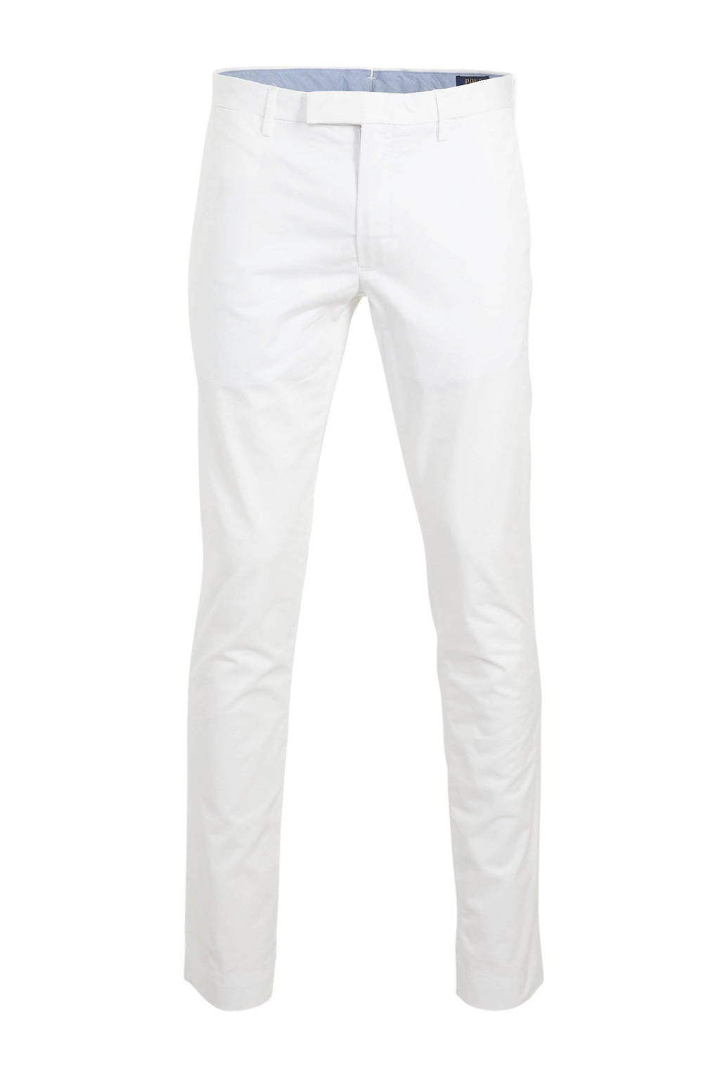 POLO Ralph Lauren slim fit chino wit, Wit