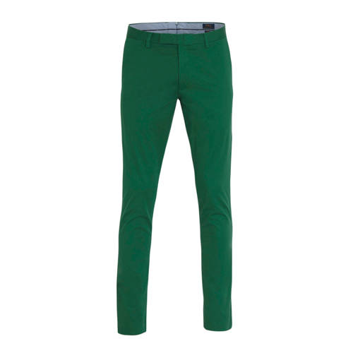 POLO Ralph Lauren slim fit chino groen