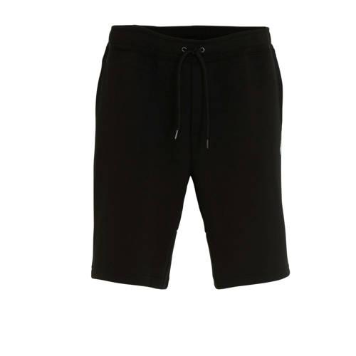 POLO Ralph Lauren regular fit sweatshort zwart
