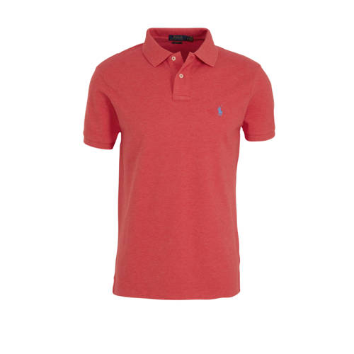 POLO Ralph Lauren slim fit polo rood