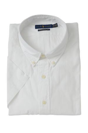 +size regular fit overhemd wit