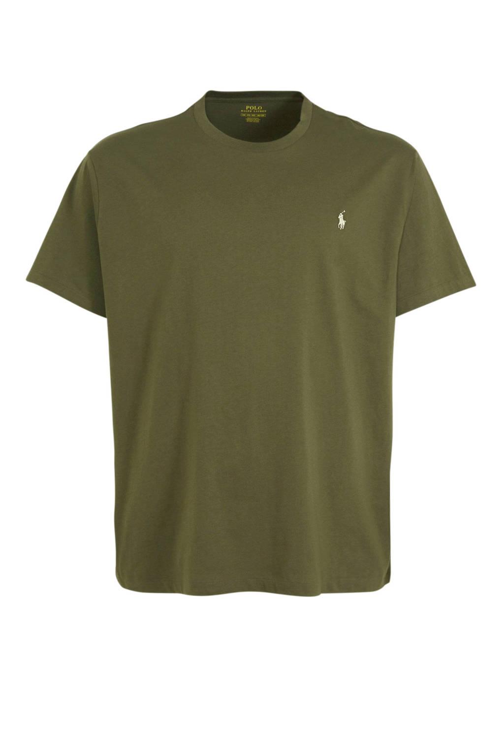 POLO Ralph Lauren Big & Tall +size T-shirt groen, Groen