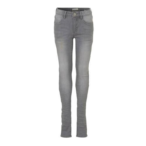Indian Blue Jeans flex skinny jeans Jill grijs