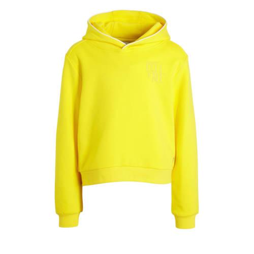 Indian Blue Jeans hoodie geel