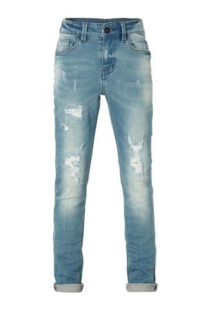 tapered fit jeans Jay light denim