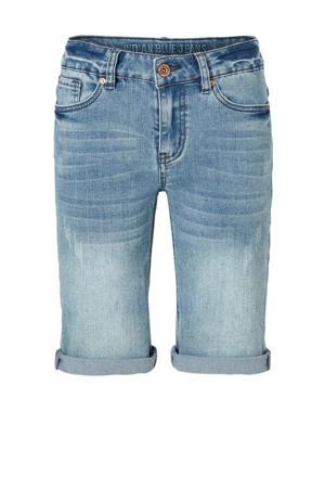 skinny jeans bermuda Dann medium blue
